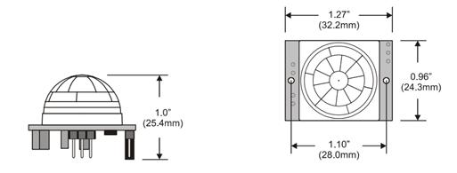 Awesome Hc Sr501 Pir Sensor Working Pinout Datasheet Wiring Digital Resources Lavecompassionincorg