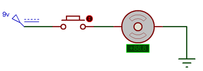 Push-Button-circuit
