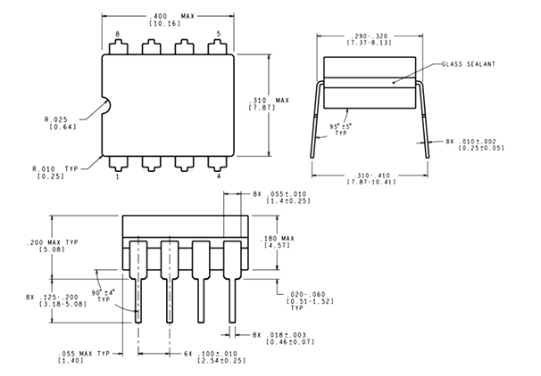 UC3843 PWM Controller IC Pinout, Features, Equivalent & Datasheet