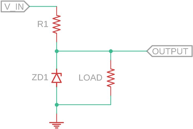 Zener 3.6 v Do-35 0,5 W 1n747a-Diodo Multicomp