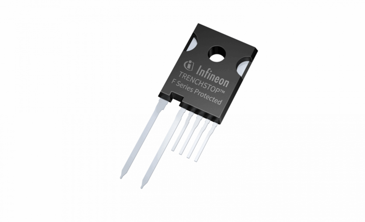 IEWS20R5135IPB – Protected IGBT with built-in driver IC for