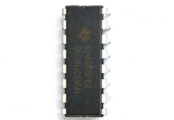 74HC595 8-bit Shift Register