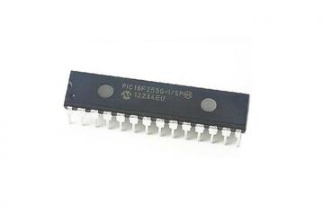 PIC18F2550 Microcontroller